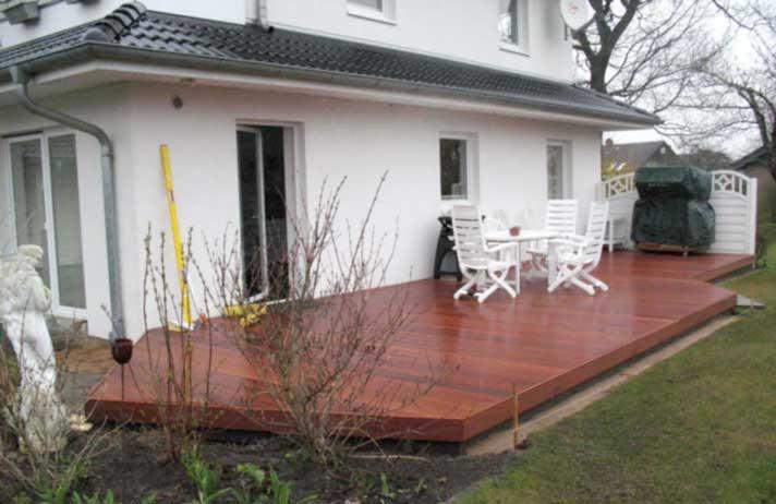 Holz Im Aussenbereich Tischlerei Osterby Meisterbetrieb